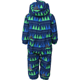 Color Kids Rimah Mini Padded Coverall Kids Estate Blue